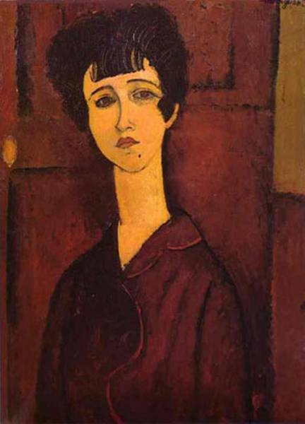 portrait of a girl victoria 1917 XX tate gallery london uk